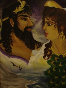lyekia zeus and hera