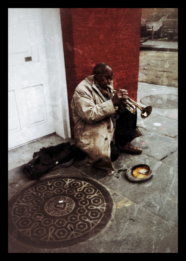 street musician 1