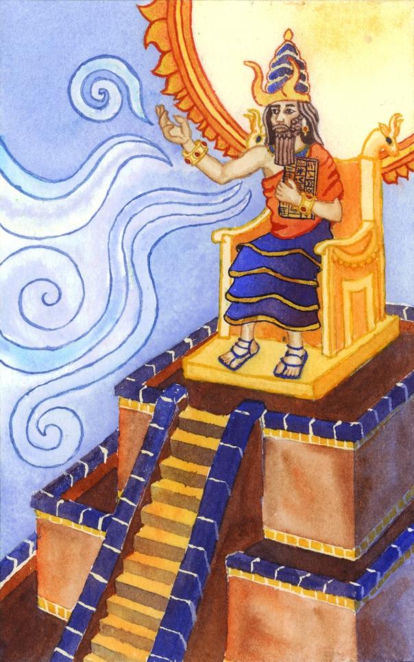 Enlil card