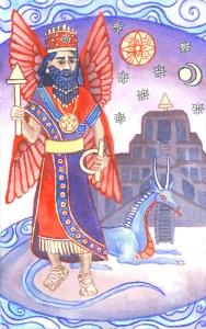 Marduk Card