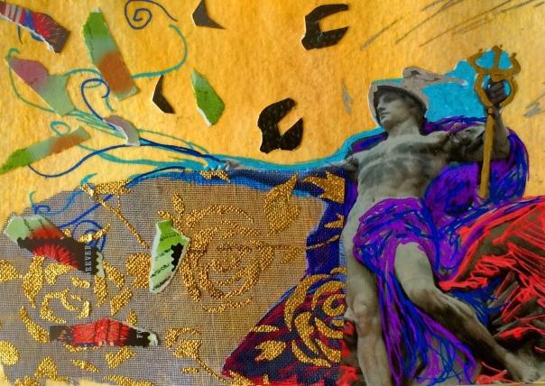 Hermes card for aj