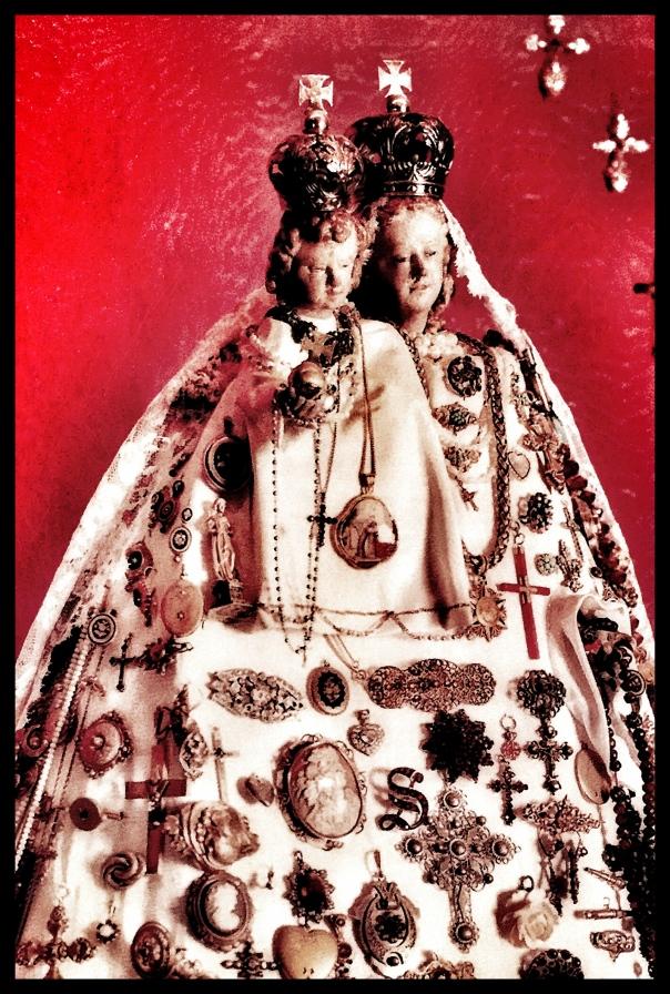 jeweled madonna