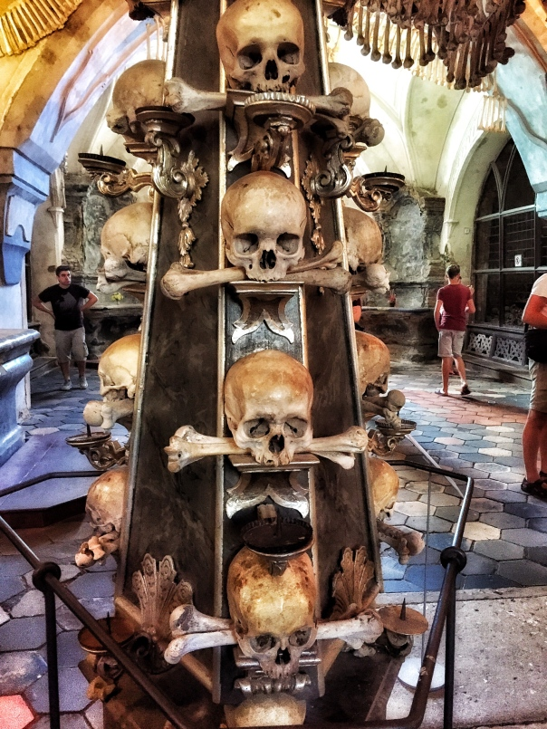 sedlec skull tower