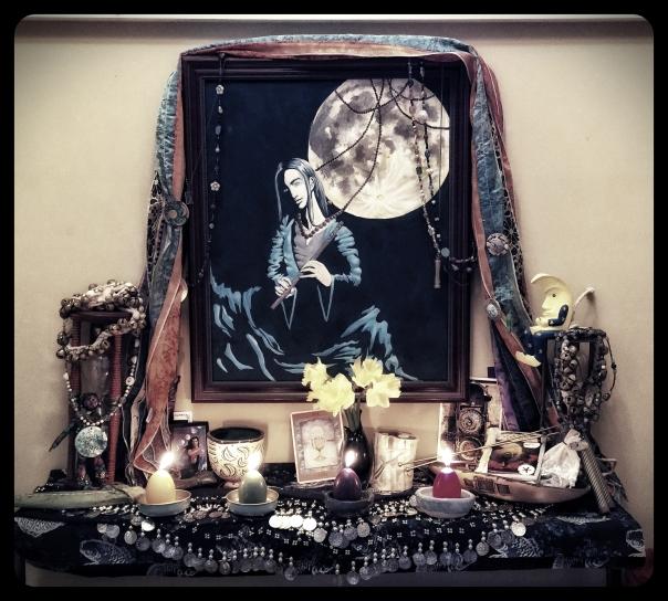 mani shrine ostara 2016