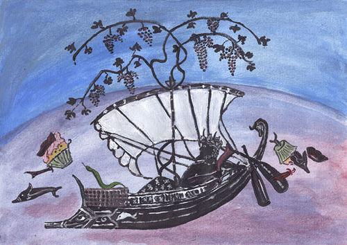 dionysos ship