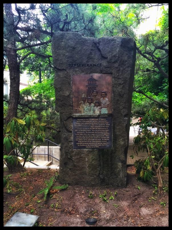 japanese memorial OR