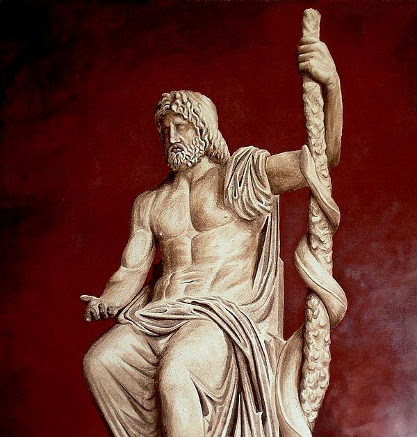 asclepius-god-of-medicine-thiras-art