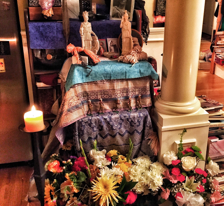Athena shrine Aug 20