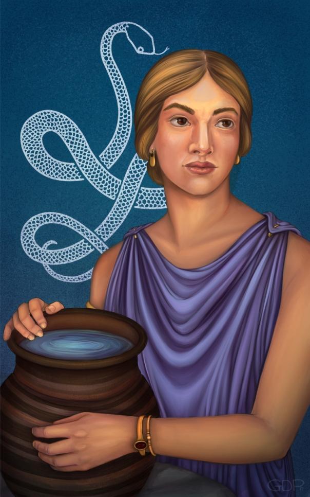 hygeia painting2x4