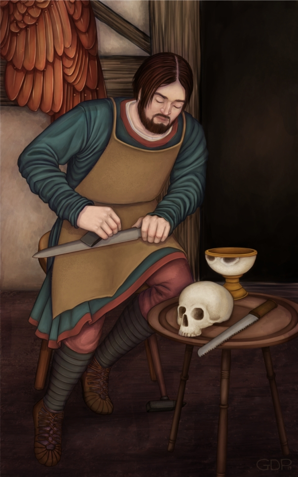 wayland smith painting 2x4