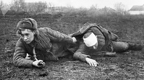 combat nurse