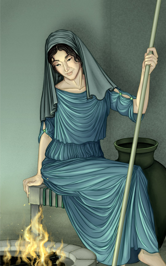 hestia painting