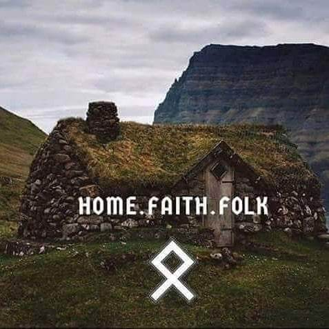 home faith folk