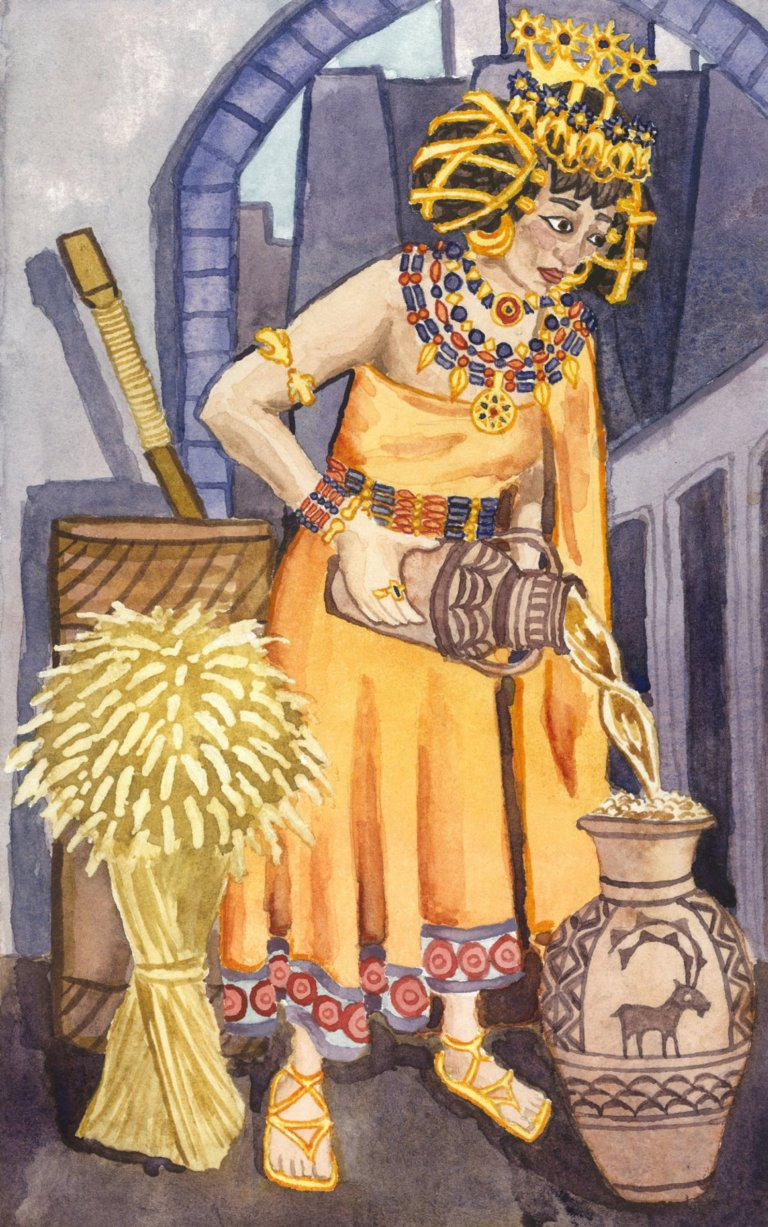 "Résultat de recherche d'images pour ""WHO WAS THE GODDESS NINKASI in mesopotamia"""