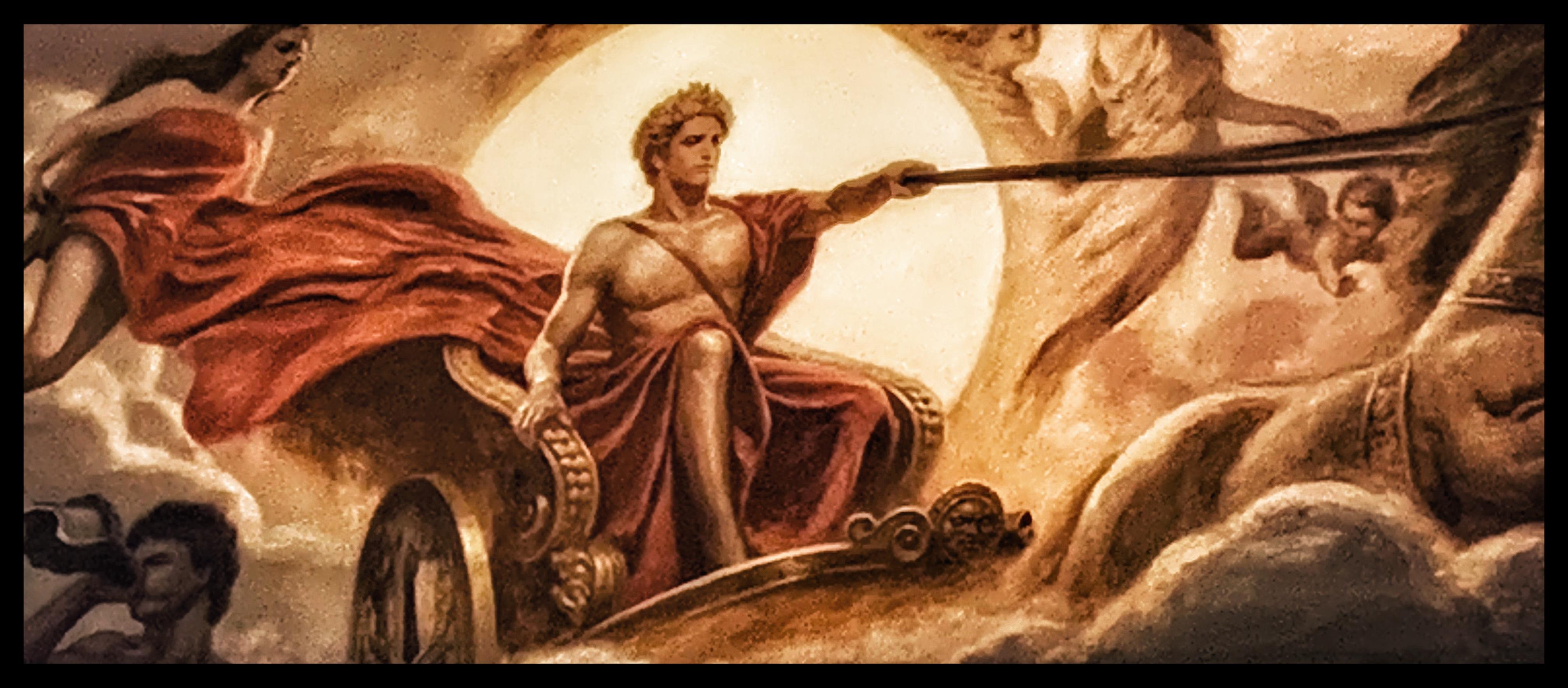 Apollo at st regis
